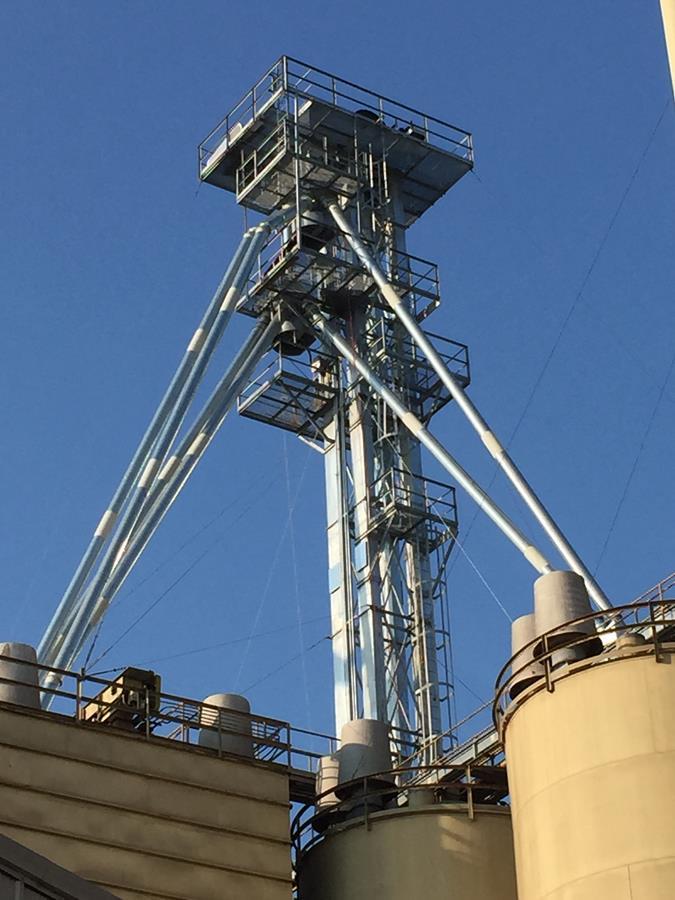 RNC-CO Bucket Elevator Complete