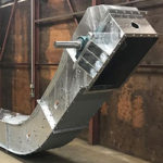 RNC-CO Bulk Flow Drag Conveyors