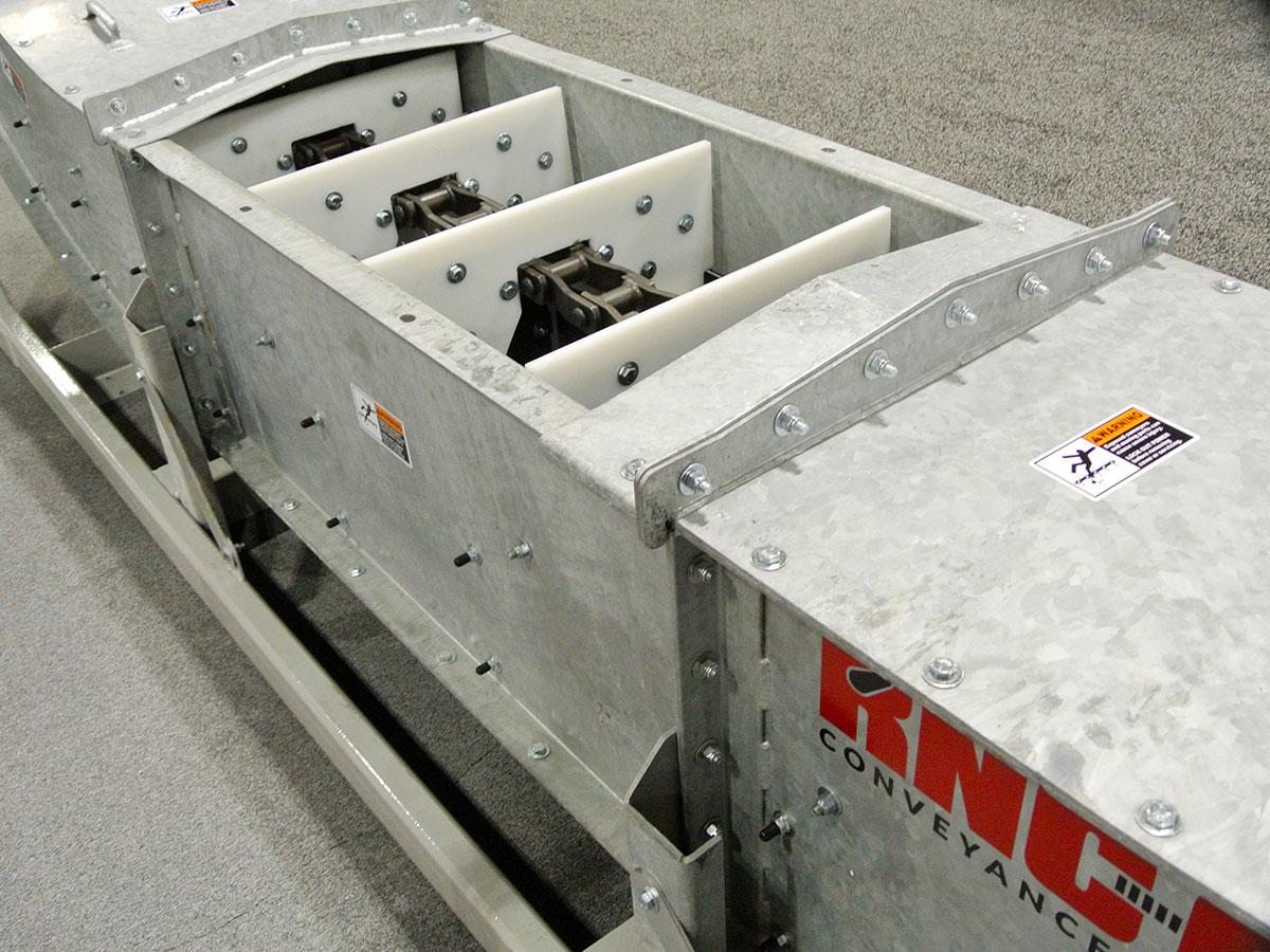 Kleen Flow Conveyor by RNC-CO